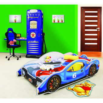 Minimax kinder auto bed incl matras