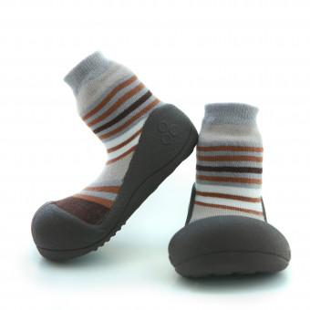Kinderschoenen.Modern.Bruin.02