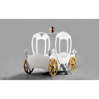 rincess Carriage kinder bed incl matras
