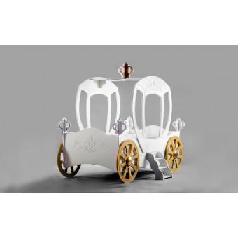 rincess Carriage kinder bed incl matras