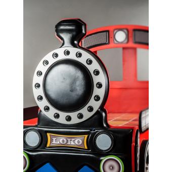trein kinderbed