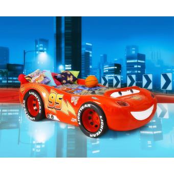McQueen ABS kinder auto bed incl matras